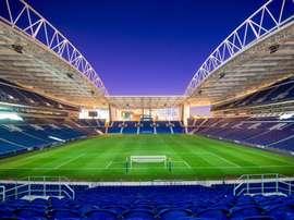 El Do Dragao será escenario de la 'Final Four'. Twitter/FCPorto