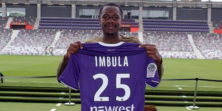 Imbula vuelve a la Ligue 1. Toulouse