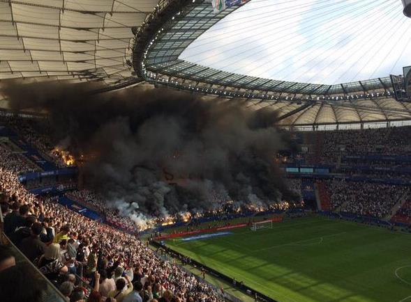 Impresionante el ambiente en la Copa de Polonia. SportsCenter