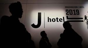 Juve inaugura um hotel quatro estrelas. /Juventus
