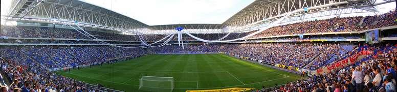 Inauguracíon Estadio RCD Espanyol