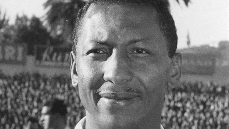 Indio, ex-jogador de Flamengo, Corinthians e Espanyol. RCDEspanyol