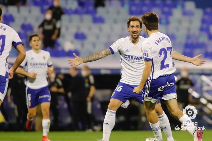 Cinco canteranos del Zaragoza debutaron esta temporada en Segunda. LaLiga