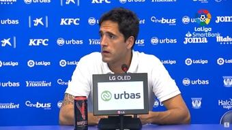 Íñigo Vélez cree que la derrota fue un castigo excesivo. Twitter/SDAmorebieta