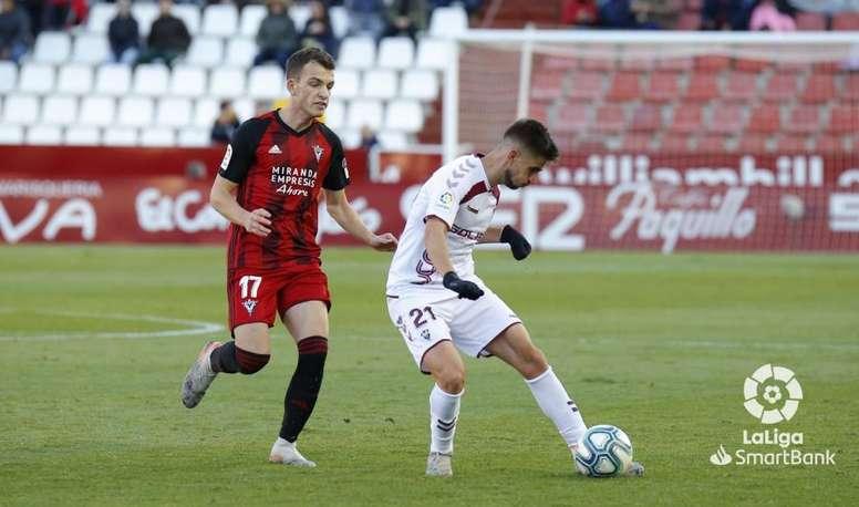 El Albacete recibe al Fuenlabrada. LaLiga