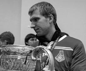 Innokenti Samojvalov tinha doença cardíaca e morreu em treino caseiro. FCLM