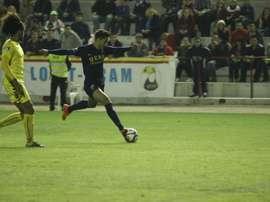 El UCAM es el campeón del Grupo IV de Segunda B después de vencer al Cádiz. UCAMDeportes