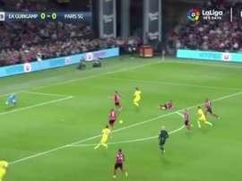 Le pressing de Neymar est concluant. BeinSPORTS