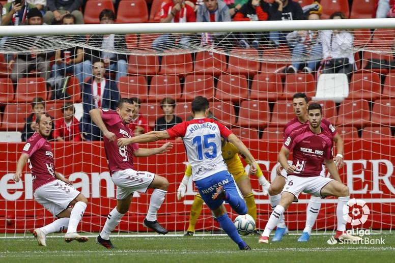 Albacete y Sporting quieren mantener sus objetivos. LaLigaSmartBank