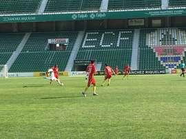 El cuerpo técnico ilicitano le dio una oportunidad a todos los jugadores. ElcheCF