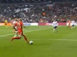 Bayern s'est offert le 2-0. Capture