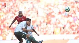 Sobre os direitos de TV no futebol brasileiro. Twitter @SCInternacional