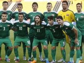 Irak se llevó la penúltima plaza para los Juegos de Río. Twitter