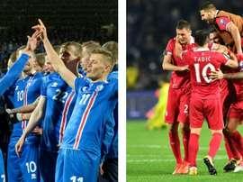 Islândia e Polônia, qualificadas para o Campeonato do Mundo da Rússia. BeSoccer