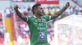 La efectividad en México la pone un argentino. ClubLeon