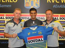 El jugador marroquí llega como cedido al equipo belga por una temporada. FCDeAvonturiers