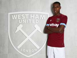 Diop has officially joined West Ham. WHUFC