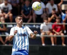 Tres puntos como regalo de Reyes para el Malagueño. Málaga CF
