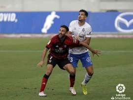 El Mirandés derrotó al Tenerife. LaLiga