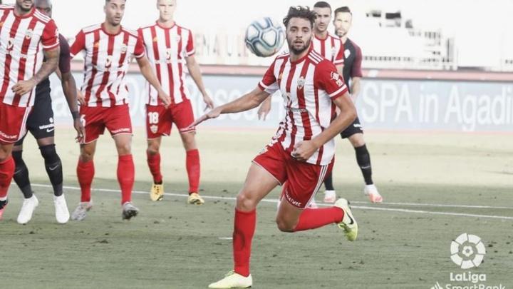 Martos destacó su experiencia en Segunda a pesar de su juventud. LaLiga