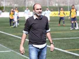 Iván Moreno seguirá en el Vilafranca. Twitter