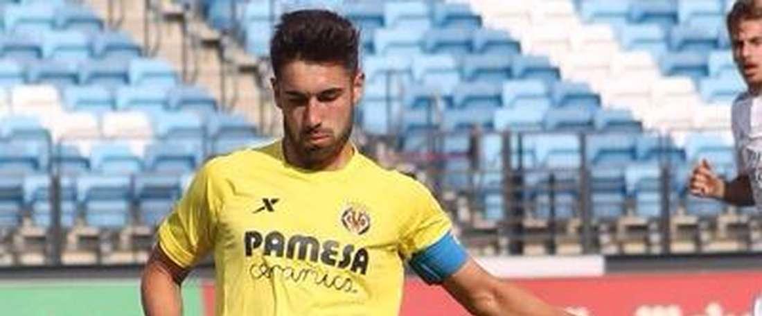 Iván Orts ha jugado en las categorías inferiores de Villarreal y Málaga. TercerEquipo