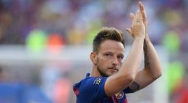 El croata manifestó recientemente que su sueño es volver a vestir la camiseta del Sevilla. AFP