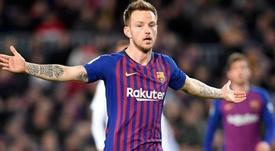 El Barça rechazó una oferta de la Premier por Rakitic. AFP