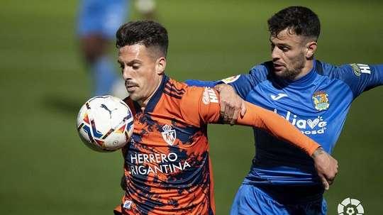 La Ponfe se enfrenta a Las Palmas en las próxima jornada. LaLiga