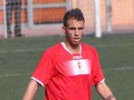 Ivan Zaragoza se formó en las categorías inferiores del Real Murcia. LanzaDigital