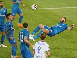 El Zenit grabó su nombre en letras de oro en el libro de historia del fútbol europeo. Zenit