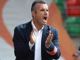 Ivo Vieira, nuevo entrenador de Académica de Coimbra. Cmjornal