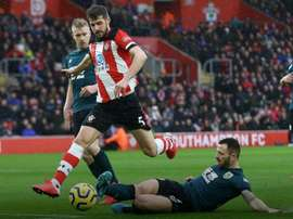 El Burnley ganó 1-2. Twitter/SouthamptonFC
