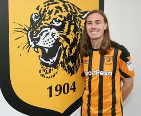 Irvine has joined the 'Tigers' on a three-year deal. HullCity