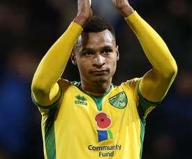 Norwich's Jacob Murphy looks set to join Premier League side Newcastle. NorwichCityFC