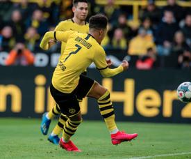 Sancho pode herdar a 7 do United. BVB