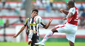 Jádson se formó en el Botafogo y en 2013 se fue al Udinese por 2'5 millones de euros. Botafogo