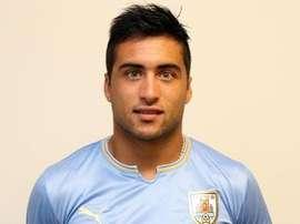 Jaime Báez es internacional en las categorías inferiores de Uruguay. Uruguay