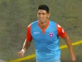 Jaime Chavez anotó uno de los golazos del año. Youtube