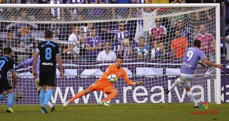 Mata hizo el 2-2 en el 89 de penalti. LaLiga