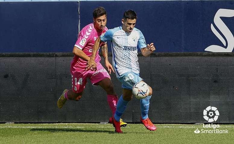 El Málaga no pudo con Mallorca y Espanyol, los otros dos recién descendidos. LaLiga
