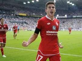 Jairo, jugador del Mainz, explica cuáles pueden ser las claves del Madrid ante el Wolfsburgo.
