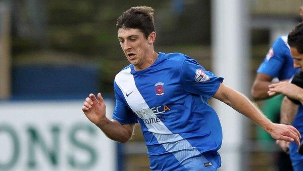 Jake Gray, centrocampista de 19 años del Hartlepool. Twitter