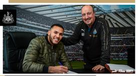 Lascelles has penned a deal through until 2024. NUFC