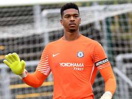 Jamal Blackman has been loaned out by Chelsea once again. SheffieldUnited