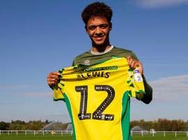 Jamal Lewis has signed a new five-year contract with Norwich City. NorwichCityFC