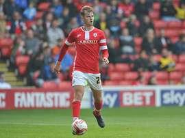 James Bree es una de las revelaciones del Championship en la presente temporada. BarnsleyFC