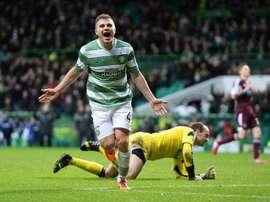 James Forrest no renovará con el Celtic y dejará el equipo a final de temporada. Twitter