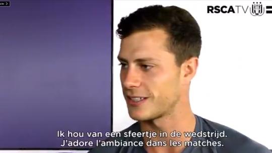 Lawrence se suma a la Liga Belga. Anderlecht