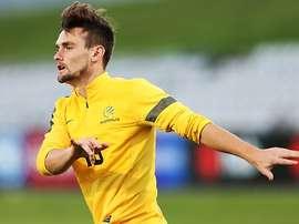 James Holland ha sido anunciado como nuevo futbolista del Adelaide United australiano. FOXSports